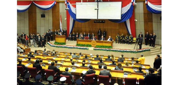 Paraguay officially recognized the Armenian Genocide