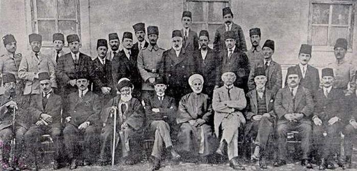 'Zarig'in altınları' ve Sivas Kongresi fotoğrafı