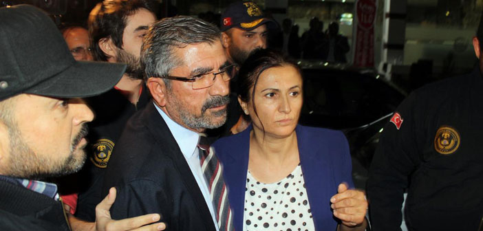 Arrest warrant for Diyarbakır Bar President Tahir Elçi