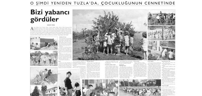 Agos'un arşivinden: Hrant Dink - Bizi yabancı gördüler
