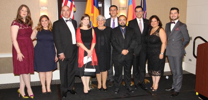 ANCA-ER'den Fethiye Çetin ve Nor Zartonk'a ödül