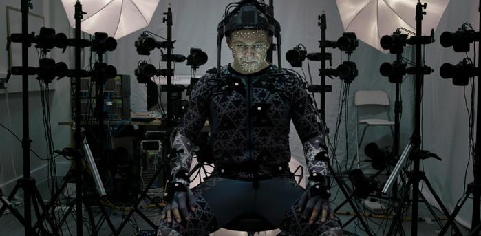 Karanlığın yeni hükümdarı Andy Serkis