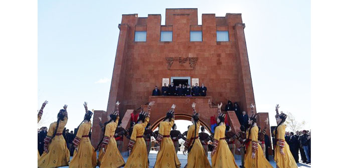Musa Dağı direnişinin 100. yıldönümü
