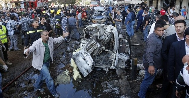 ISIS also hit at Beirut