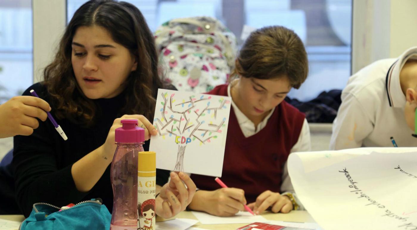 Agos Öğrencilerle: Bu seçimi çocuklar kazanacak