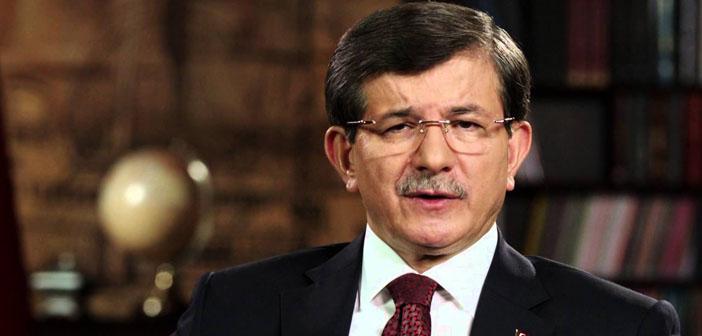 Davutoğlu: Türkiye, IŞİD'e karşı kara destekli stratejide rol almaya hazır
