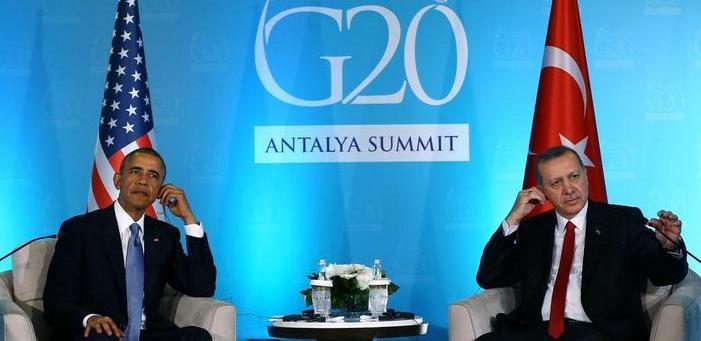 Obama - Erdoğan görüşmesinden 'IŞİD'e karşı ortaklığa devam' mesajı