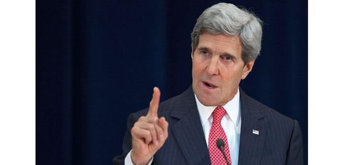 Kerry: Türkiye'yle operasyona başlıyoruz