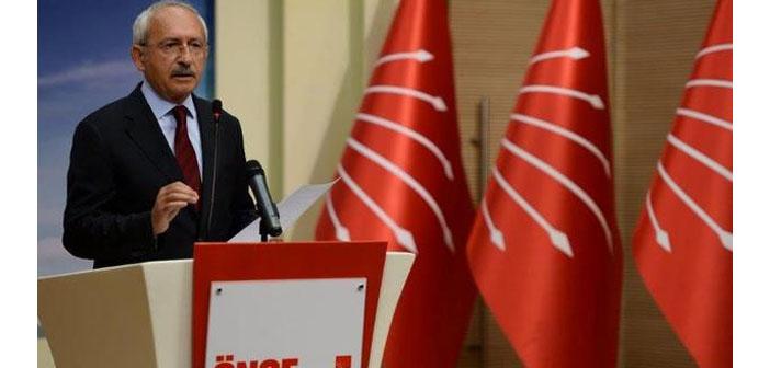 Kılıçdaroğlu: Kendimizi başarılı görmüyoruz