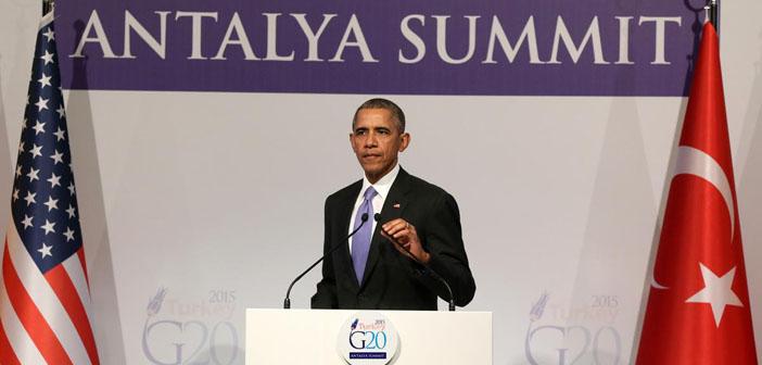 Obama: Güvenliğimizi sağlamalı ama mültecilere de kapımızı açmalıyız