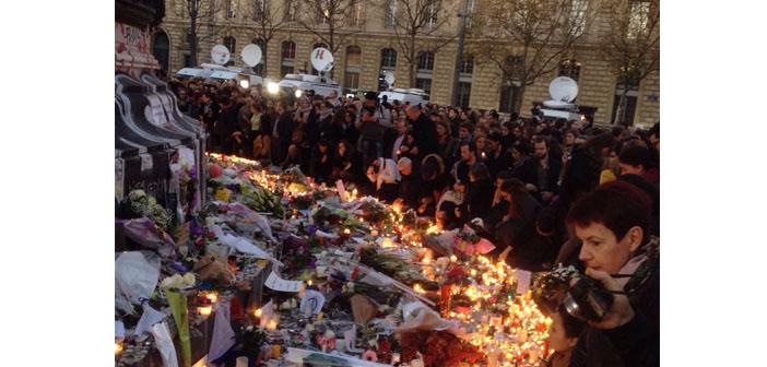 Paris'in en zor Kasım'ı
