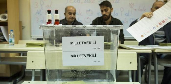 Turkey re-elects