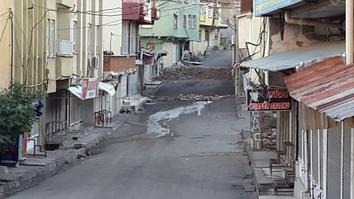 Սիլվանում փողոց դուրս գալու արգելք է հայտարարվել