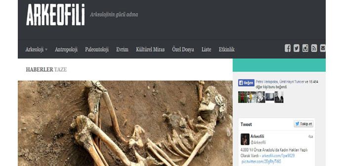 Arkeolojinin gücü adına: Arkeofili