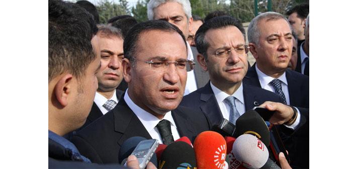Adalet Bakanı: Kullanılmış bir mermi çekirdeği bulundu
