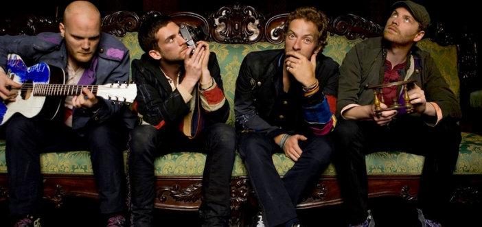 Coldplay cephesinde değişen bir şey yok