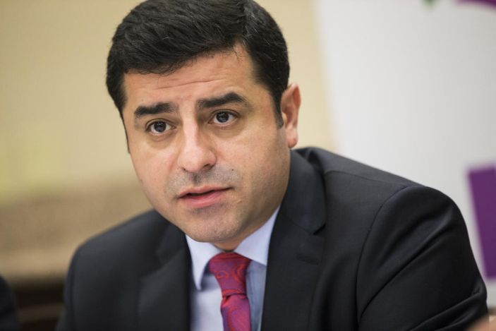Investigation against Demirtaş