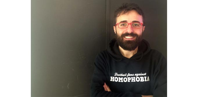 Victory of Dinçdağ who was ostracized from profession because he is gay