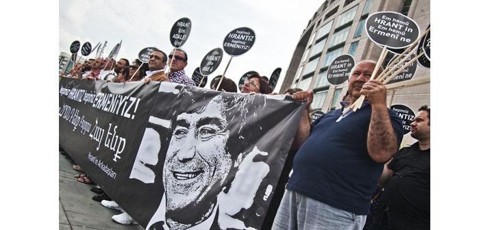 Dink davası: Avukatlardan 'Ergenekon' itirazı