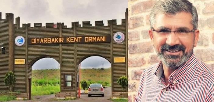 Tahir Elçi'nin adı Diyarbakır Kent Ormanı'nda yaşayacak