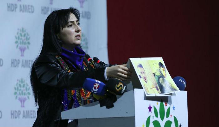 Yüksekdağ: Memleketi böldüler, Kürtlere savaş hukuku uygulanıyor