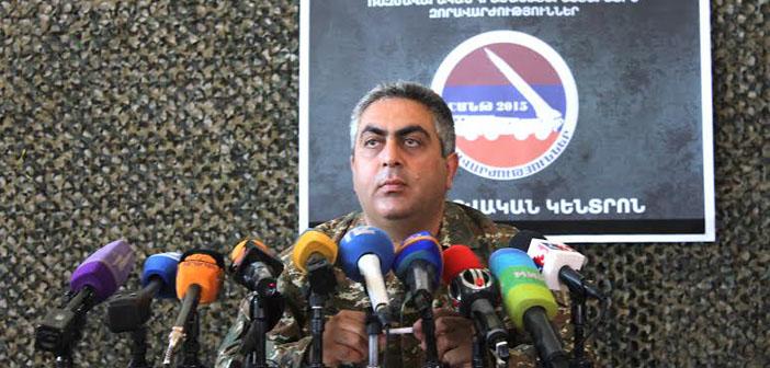 Ermenistan Savunma Bakanlığı Sözcüsü: Ateşkesten bahsedemeyiz