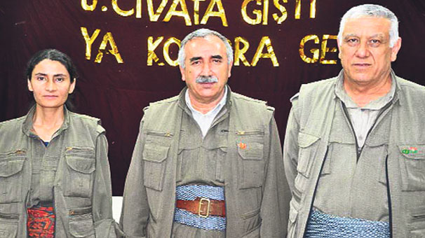 KCK: 'Direniş sonuna kadar sürdürülecektir'