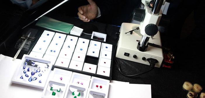 Türkiye'nin ilk mücevher laboratuvarı 2016'da hizmete girecek