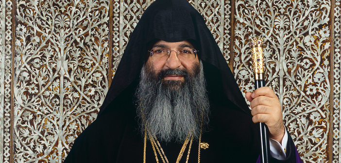 Application to court for appointing a guardian for the Patriarch Mutafyan