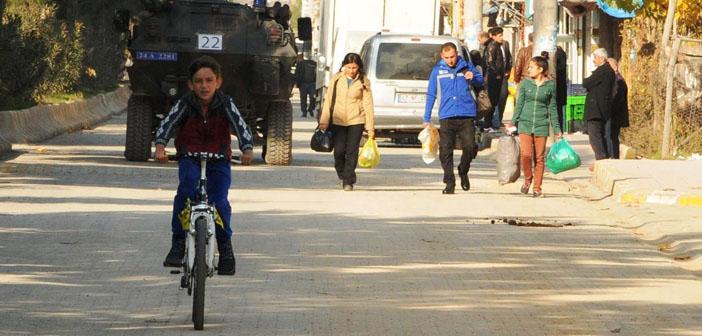 Nusaybin'de sokağa çıkma yasağı genişliyor