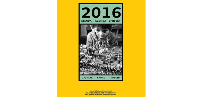 Hrant Dink Vakfı'ndan 'Oyunlar' ajandası