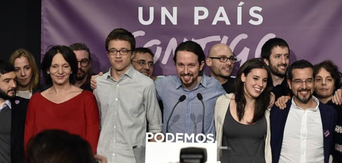Podemos lideri Iglesias: