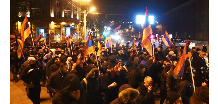 "Armenia said ""yes"" to constitutional amendments"