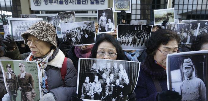 Japonya'dan seks kölelerine özür ve tazminat