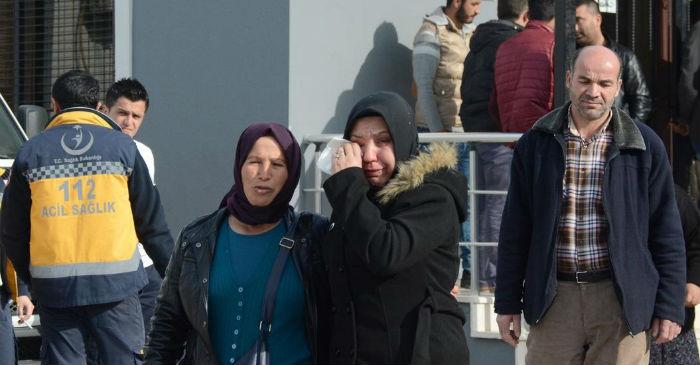 'Onlar 301 kişiyi yaktı, Allah da onları yaksın'