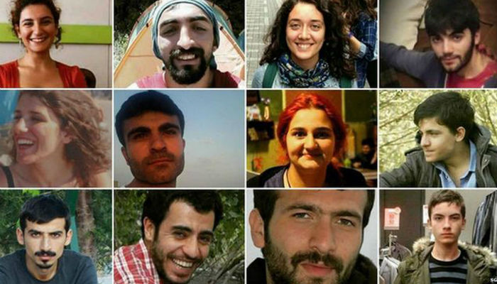 Suruç'ta ölenlerin ailelerinden Erdoğan ve Davutoğlu için suç duyurusu