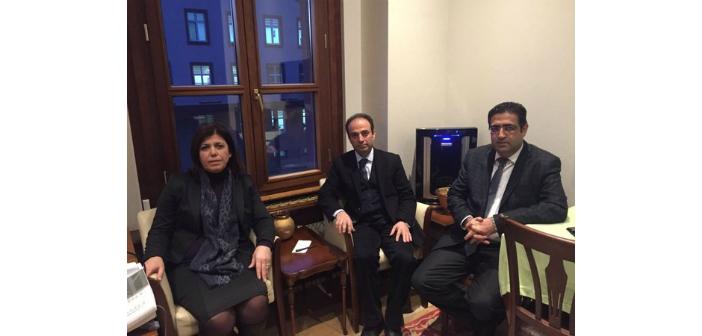 HDP'li vekiller Cizre için açlık grevinde