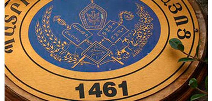 Hovakim 1461'den vaftiz-cenaze vaadi
