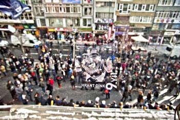 9. yılda Hrant Dink'e özlemle