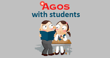 Agos with students: Children's agenda is busy as always