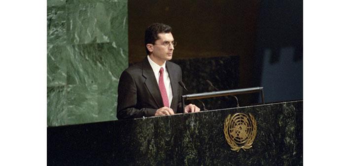 Movses Abelyan artık BM Genel Sekreter Yardımcısı