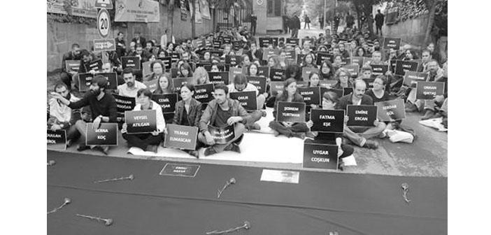 Barış İçin Akademisyenlere destek artıyor