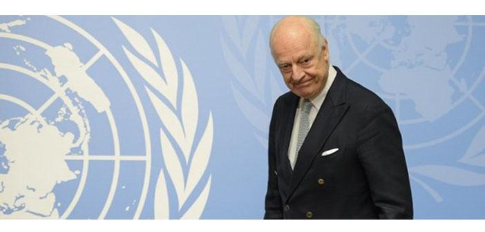 BM: Cenevre görüşmeleri 29 Ocak'ta başlayacak