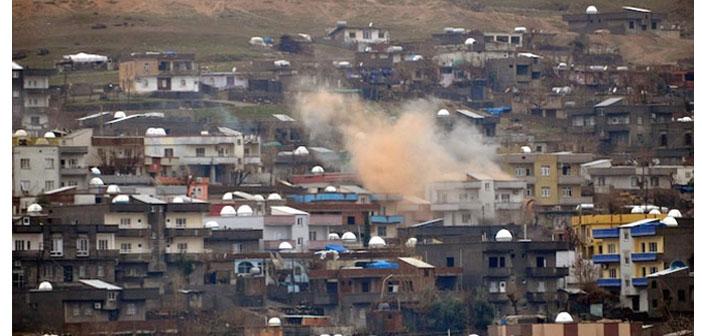 Cizre'de yaralılar hala bekliyor: Ambulanstan önce zırhlı araç girdi