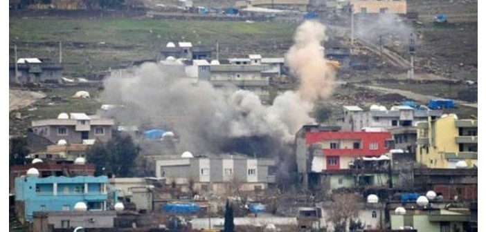 Cizre'de yaralıları almaya gidenlere polis ateş açtı