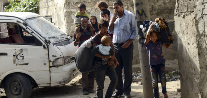 500 bin çocuk çatışma mağduru