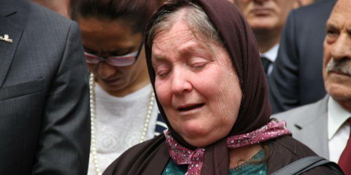 Abdullah Cömert'in annesi: Ne adalet var, ne vicdan