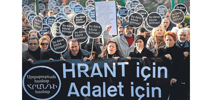 HDP, Dink cinayetiyle ilgili Meclis araştırması istedi