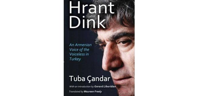 Hrant'ın biyografisi şimdi İngilizce'de