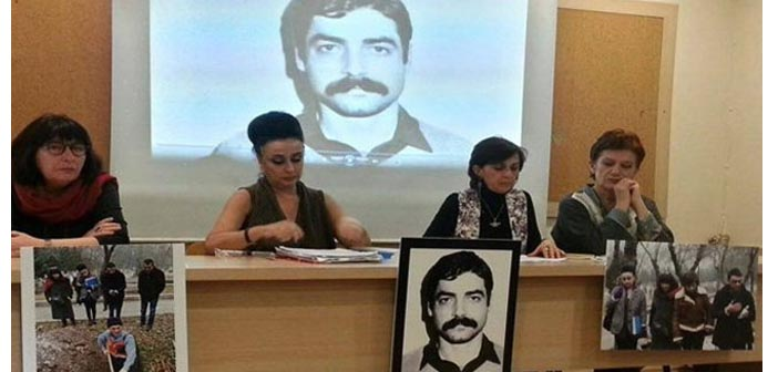 Ekmekçiyan's body delivered after 32 years
